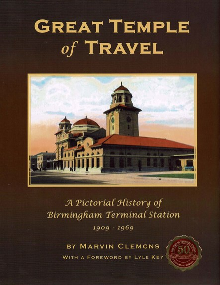 Marvin Clemons book cover, Great Temple of Travel. (contributed)