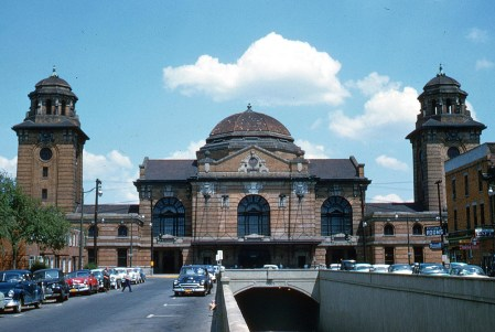 Birmingham's Terminal Station florished from 1909 to 1969. (contributed)