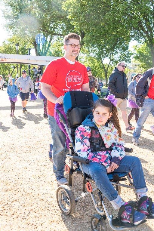 The Walk to End Epilepsy will be held at Birmingham Railroad Park on Nov. 2. (contributed)