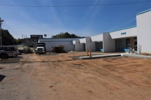 Alabama Goodwill Industries is updating its 1984 building and adding a drive-thru to make drop-offs more convenient. (Karim Shamsi-Basha/Alabama NewsCenter)