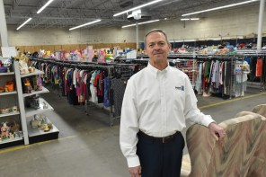David Wells brings goodwill and opportunity to Alabamians struggling to find work. (Karim Shamsi-Basha/Alabama NewsCenter)