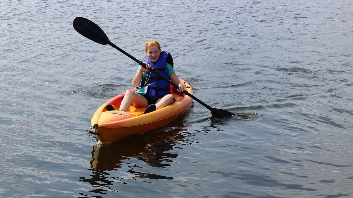 RiverKids teaches paddling skills, water safety to young people