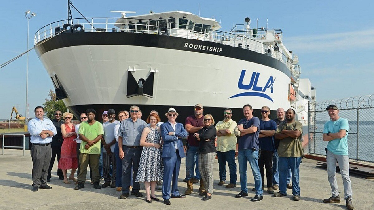 ULA's Alabama-based RocketShip makes first delivery with new name