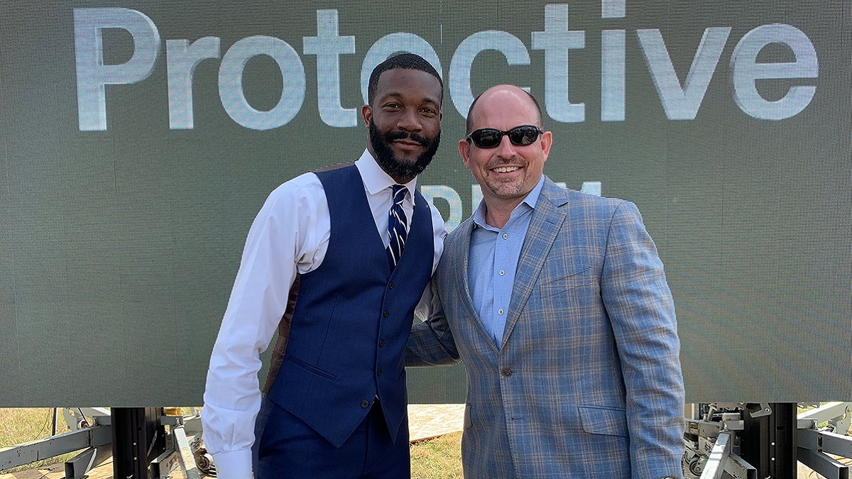 Mayor Woodfin: New Birmingham stadium to level playing field with other cities