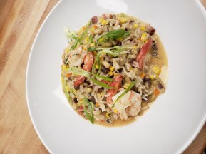 Back Forty Beer Co. Birmingham executive chef Russ Bodner is regularly adding new recipes. (contributed)
