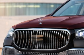 The 2021 Mercedes-Maybach GLS, to be built in Alabama. (Euro Spec)