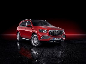 The 2021 Mercedes-Maybach GLS. (Mercedes-Benz)