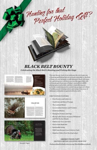 A new book celebrating the 10-year anniversary of the Alabama Black Belt Adventures Association. (contributed)
