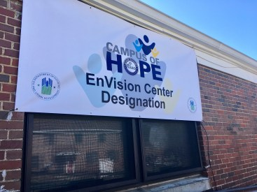 The Campus of Hope at Marks Village received an Envision Center designation from HUD. (contributed)