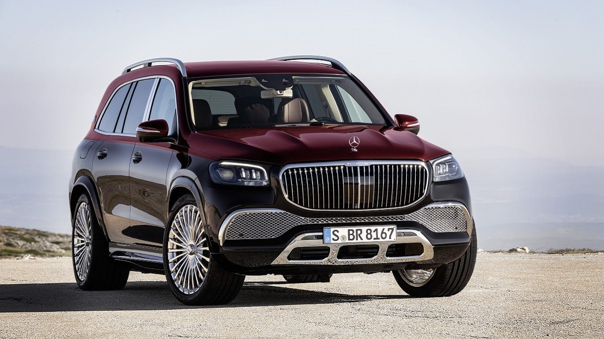 Mercedes-Maybach SUV to be built in Alabama