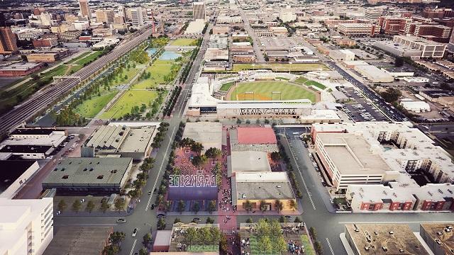 Master Plan For Birmingham S Parkside Aims To Connect Neighborhoods Enhance Walkability Alabama Newscenter