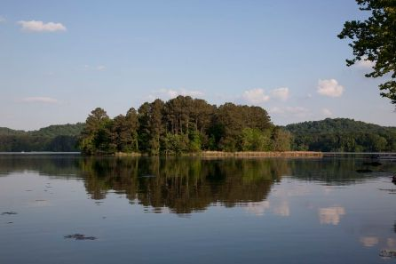 Lake Guntersville, 2010. (The George F. Landegger Collection of Alabama Photographs in Carol M. Highsmith's America, Library of Congress, Prints and Photographs Division)