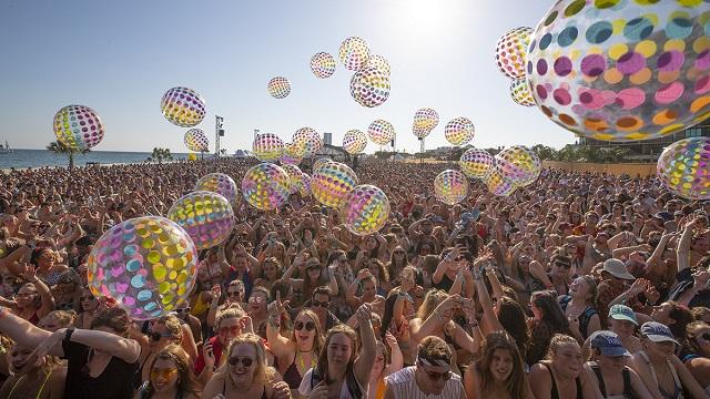 Alabama's Hangout Music Festival announces initial 2020 lineup