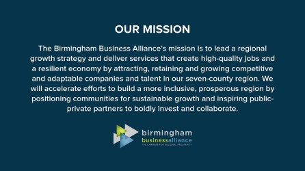 The BBA unveiled its new mission statement. (BBA)