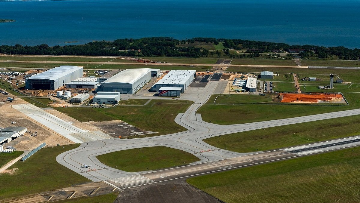Officials welcome Airbus plans to expand Alabama A320 production