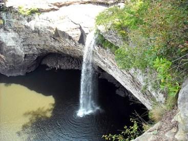 DeSoto Falls. (Ray Hara)