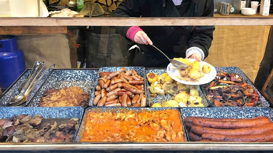 Central European cuisine such as Hungarian food is gaining in popularity. (contributed)