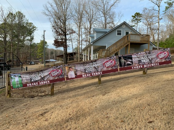 The event has grown into a three-day rabbit, deer and duck hunt for three kids. (Dennis Washington / Alabama NewsCenter)