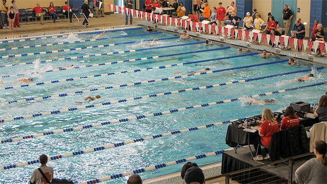 Alabama Power employees, retirees dive in to help make special swim meet a success