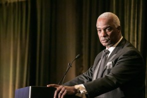 Following his own success as a top Pfizer executive, Forest Harper Jr. has spent the past decade helping create opportunity for thousands of young people. (contributed)