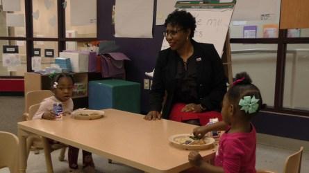 LaRhonda Magras blesses the lives of children through a variety of programs offered by YWCA Central Alabama. (Karim Shamsi-Basha/Alabama NewsCenter)