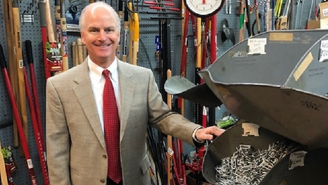 Greenville Hardware sells what community needs