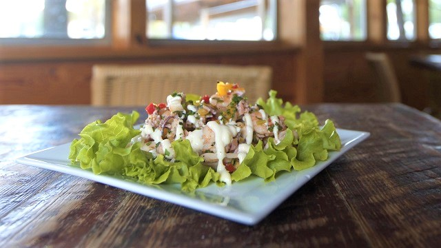 Leo's Seafood Lettuce Wraps one of 100 Dishes to Eat in Alabama Before You Die