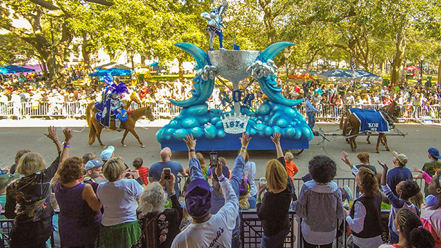 Join Can't Miss Alabama for Fat Tuesday parades and parties
