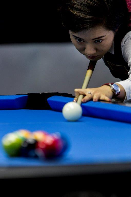 Billiard sports were part of the last World Games in Poland in 2017. (The World Games)
