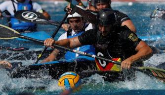 Canoe polo was part of the last World Games in Poland in 2017. (The World Games)