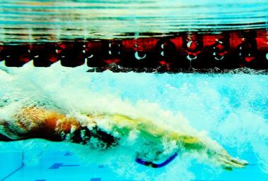 Finswimming was part of the last World Games in Poland in 2017. (The World Games)