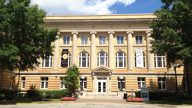 University of Alabama Museums go online