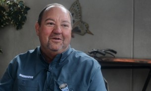 B.A.S.S. CEO Bruce Akin talks about the excitement surrounding the Bassmaster Classic. (Solomon Crenshaw Jr./Alabama NewsCenter)