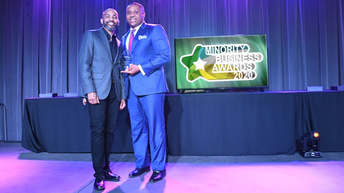 Leaders recognized during Minority Business Awards