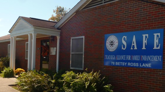 The Sylacauga Alliance for Family Enhancement works on a daily basis with the elderly and the homebound. (contributed)