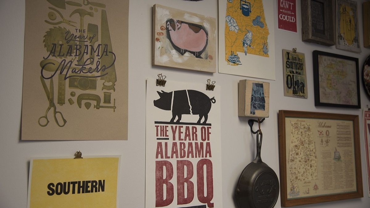Alabama Maker Stately Made creates stationery that leaves a flavorful impression