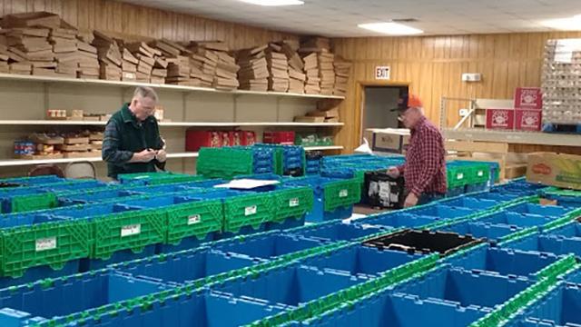 Sylacauga community partners feeding children, elderly during COVID-19 pandemic