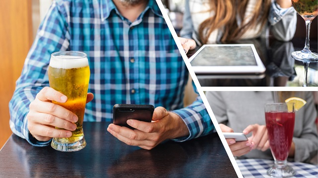 Virtual happy hours fill the social gap in stay-at-home era