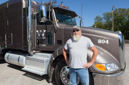Truckers are often taken for granted in normal times but their value shines through in times of crisis. (contributed)