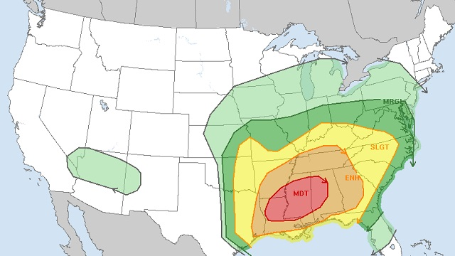James Spann: Things to know, how to prepare for Easter Sunday severe weather threat