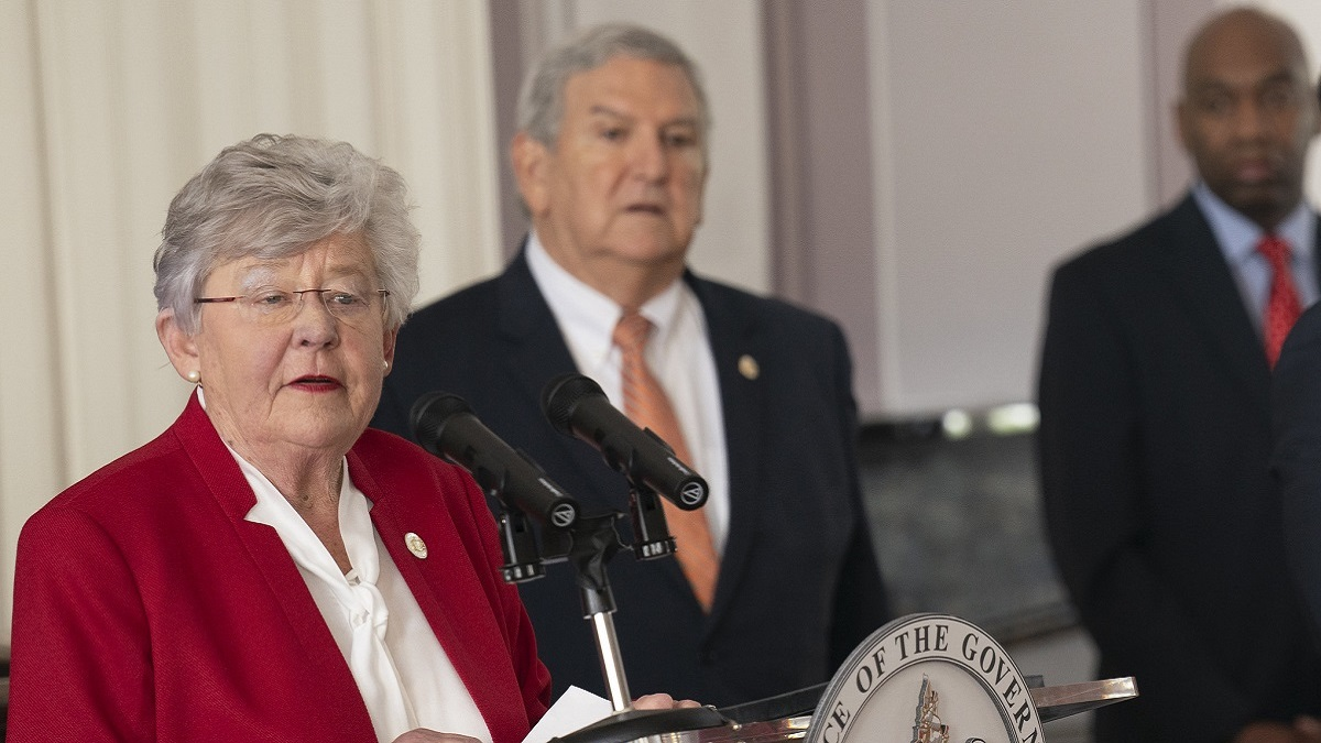 Gov. Kay Ivey: Alabama COVID-19 stay-at-home order to remain at least through April 30