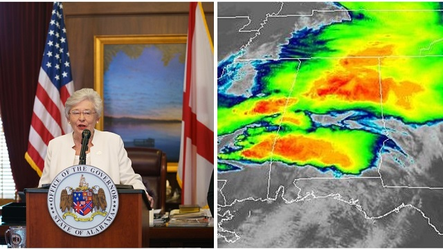 Alabama Gov. Kay Ivey issues 'state of emergency' for Easter storms