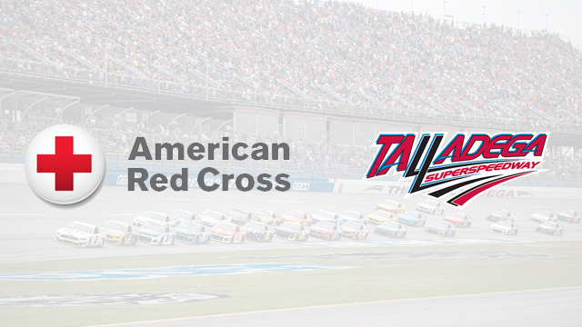 Talladega Superspeedway to host blood drive Wednesday