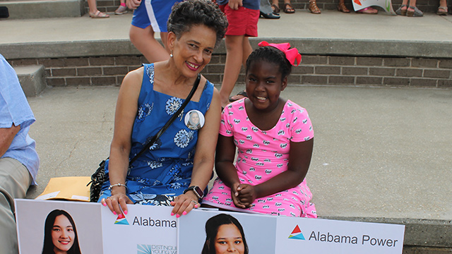 Alabama Power's Valencia Chaney an unsung hero caring for children