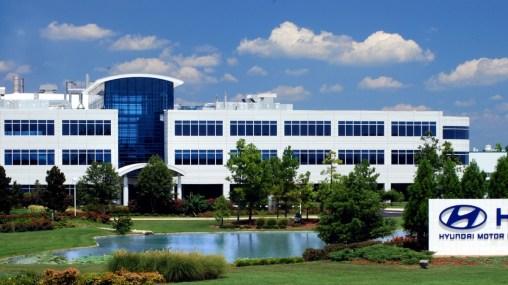 Hyundai Motor Manufacturing Alabama is working one shift per week as it moves toward operating all three shifts May 26. (Hyundai)