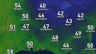 James Spann: Alabama's quiet weather pattern continues through the weekend