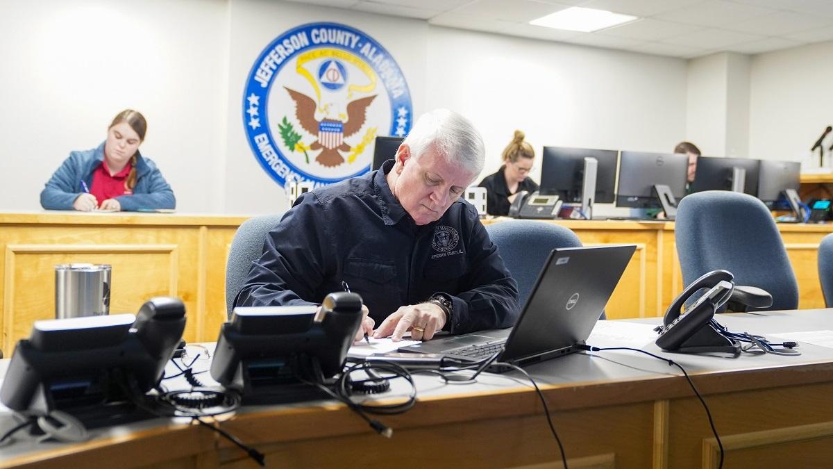 Inside Jefferson County's COVID-19 war room