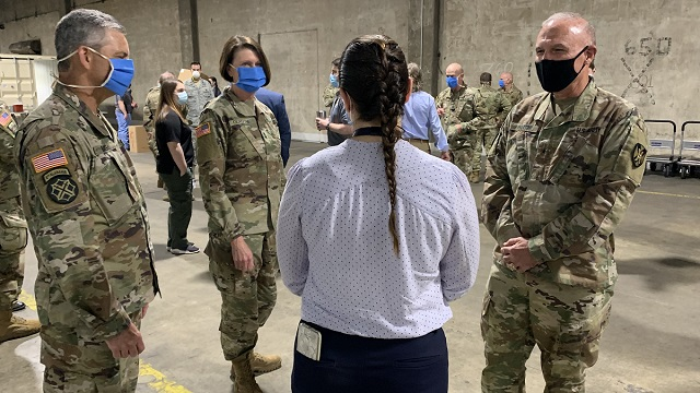 Alabama decon site makes N95 masks safe for health care workers to reuse