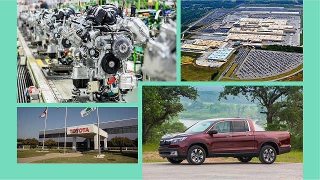 Honda and Toyota reopen their Alabama plants with COVID-19 protection measures