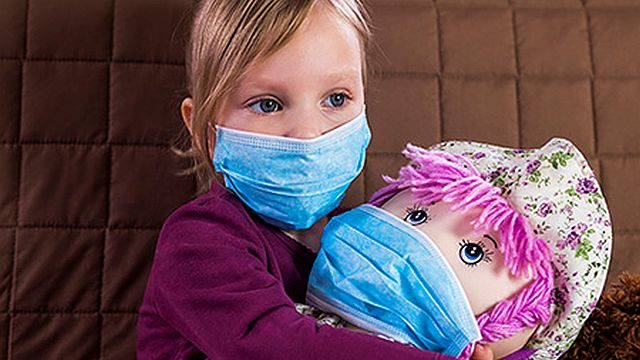 UAB offers tips for children wearing masks during the pandemic